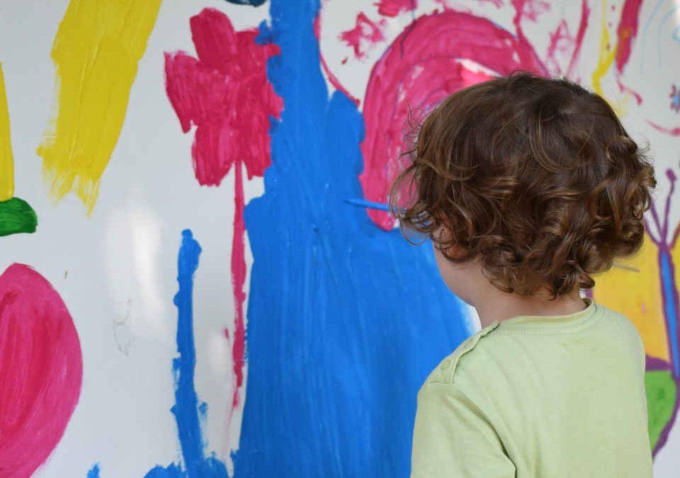 Dipingere casa: con il colore giusto però!